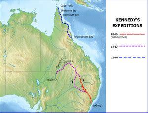 kennedy map edmund kennedy mashpedia free encyclopedia