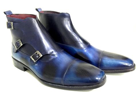 Handcrafted Footwear - luxury classic handmade boots axton oscar william