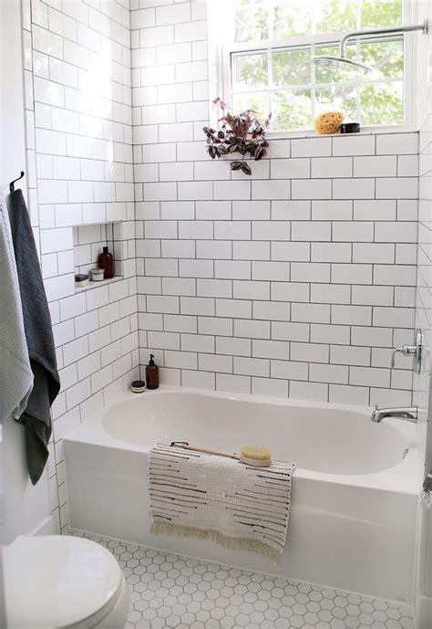 beautiful farmhouse bathroom remodel  small closet