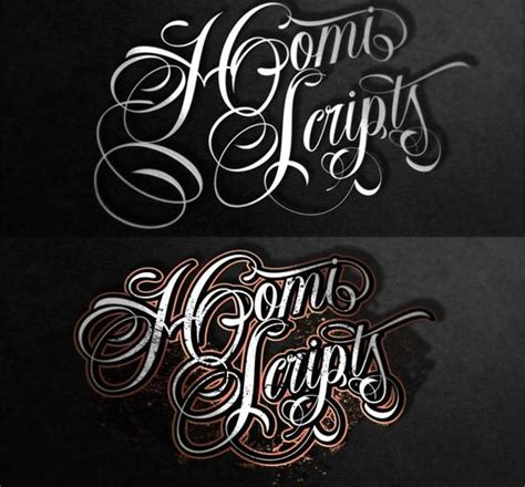 printable tattoo fonts letters for tattoos template resume builder