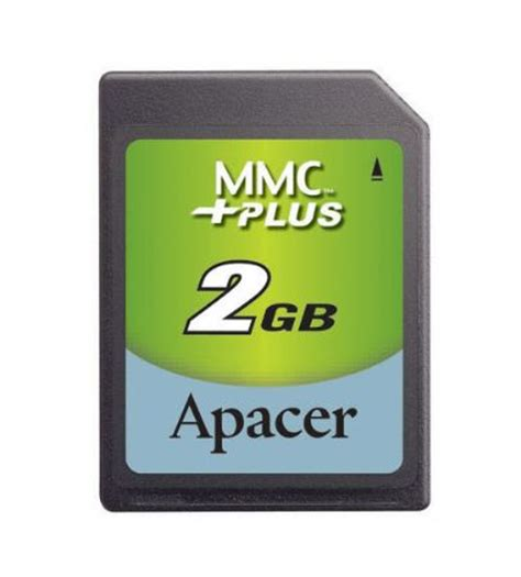 Hp Acer 2gb apacer 2gb mmcplus sd card best price in uk