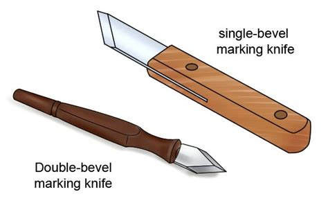 woodwork marking tools what is a marking knife