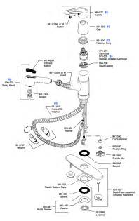 price pfister kitchen faucet parts diagram sink faucet replacement parts motor repalcement and