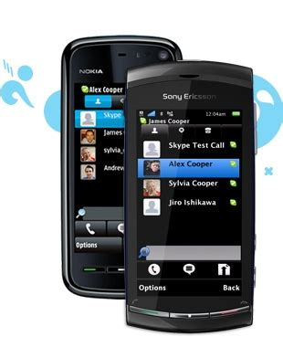free skype for mobile free chat call on your mobile phone using skype symbian