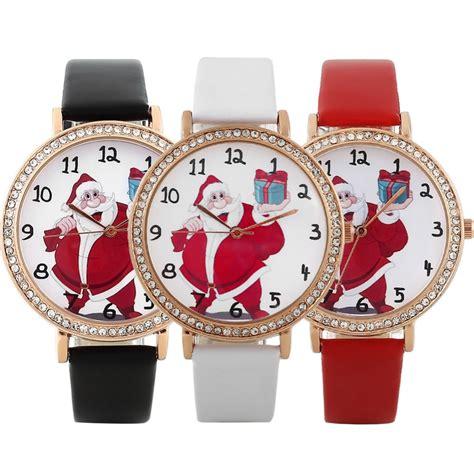 new arrival santa claus pattern womens wrist