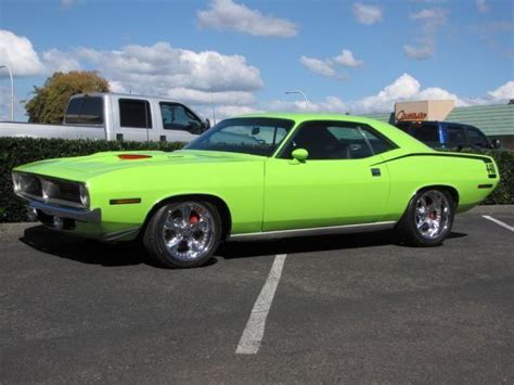 70 dodge barracuda classic plymouth barracuda for sale on classiccars