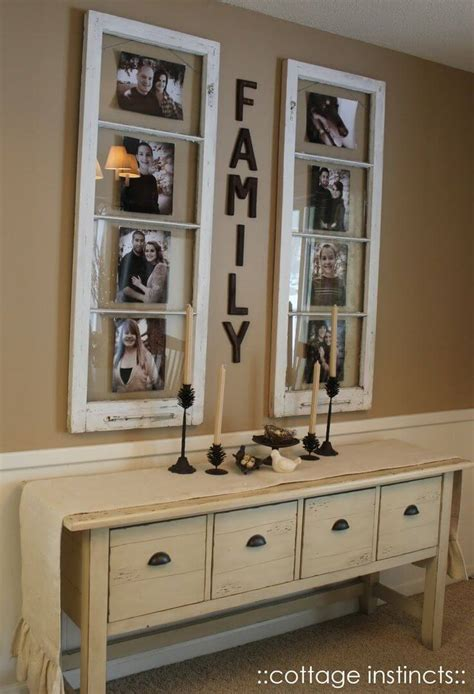 the woven home home decor projects old window picture frame 17 creative ways to repurpose and reuse old windows
