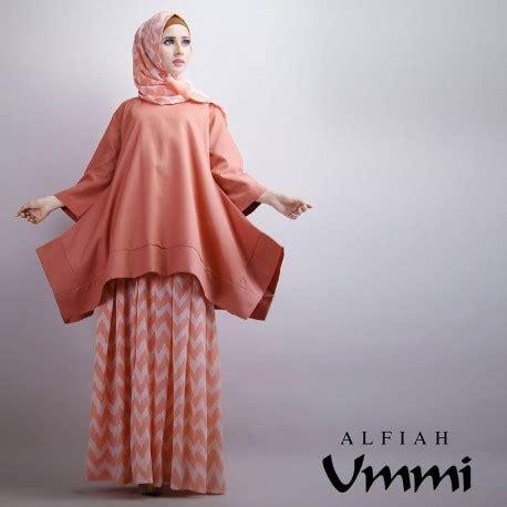 Baju Dress Cantik Brukat Bata Terlaris alfiah bata baju muslim gamis modern