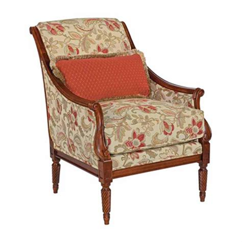 Accent Chair And Ottoman Martha Chair 022 00 Accent Chairs And Ottomans Furniture At Denver Furniture Center