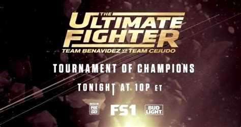 Premieres Tonight by The Ultimate Fighter 24 Premieres Tonight Ufc 174 Media