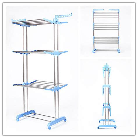 Vertical Clothes Drying Rack by Improvements Heated Clothes Drying Rack 8422512 Hsn With Regard To Vertical Folding Hanger Buy