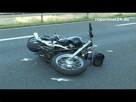 Motorradunfall Velten by T 246 Dlicher Motorrad Unfall Bei Velten Oberhavel Doovi