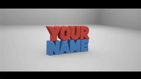 free blender intro template fast render 148
