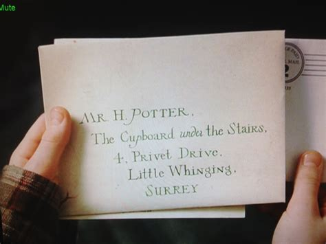 Harry Potter Hogwarts Acceptance Letter Envelope It S Not Like It S Rocket Surgery Hogwarts Acceptance Letter