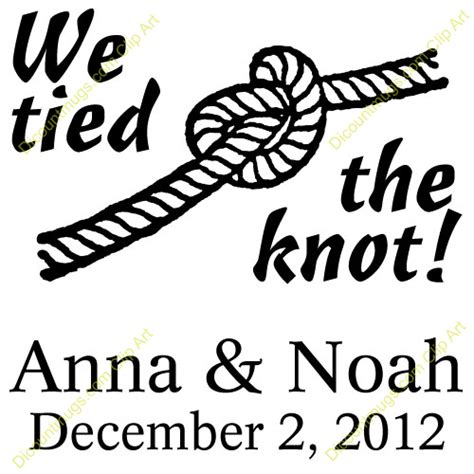 Wedding Knot Clipart by Clip Tying The Knot Clipart Clipart Suggest