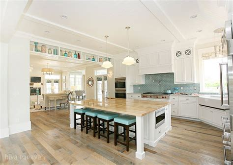 dream home decor turquoise subway tiles cottage kitchen hiya papaya