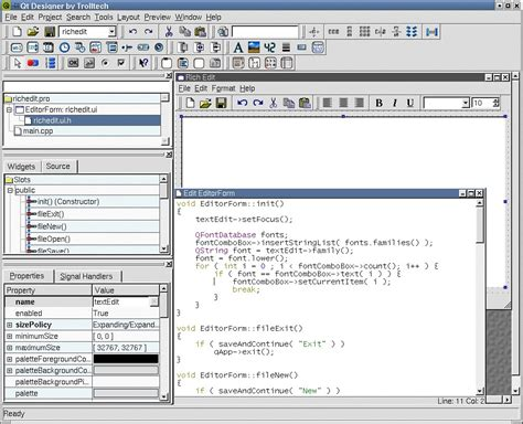 qt layout xml cross platform c gui development using qt nttrungmt wiki