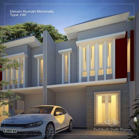 desain rumah  lantai lebar  meter type   kamar tidur home design pinterest