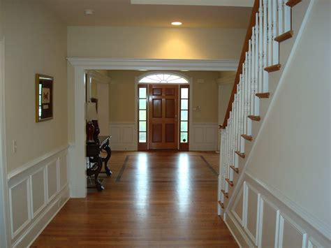 interior wood trim ideas