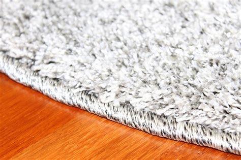 runder teppich 160 rund teppich 160 cm silber trendcarpet de