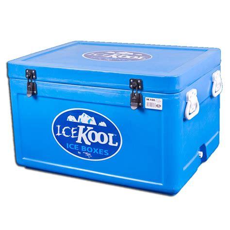 Freezer Box Second icekool 100 litre polyethelene icebox esky ebay