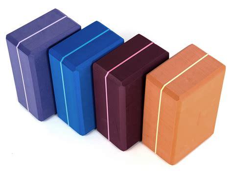 Mat And Blocks by Block Yogiblock Size Buy At Yogistar