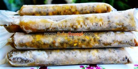 resepi aiskrim bubur kacang hijau wwwbukuresepicom