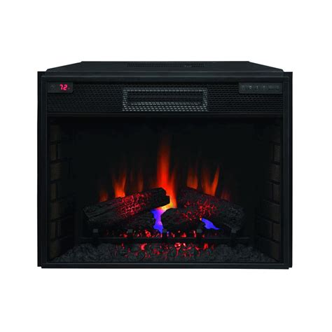 Fireplace Insert Heater by Classic 28 Electric Fireplace Insert With Infrared