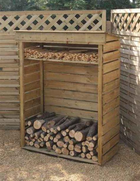 kaminholz aufbewahrung 18 firewood storage ideas