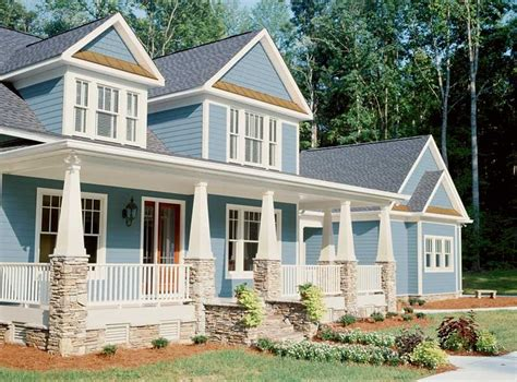 blue craftsman house 20 best images about craftsman houses on pinterest home