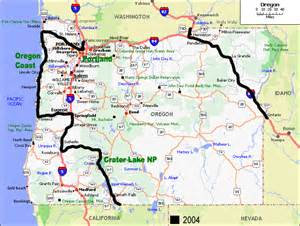 pin map of oregon trail 1850 on