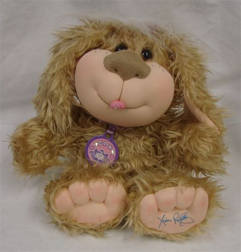 cabbage for dogs cabbage patch kid cpk 11 quot plush doll xavier ebay