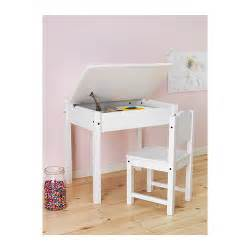 childrens white desk and chair sundvik children s desk white 58x45 cm ikea