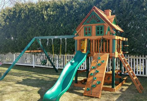 swing sets new jersey these aren t your grandma s swing sets dedicated
