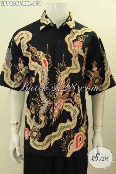 Hem Batik Keren by Baju Hem Batik Keren Kemeja Batik Halus 3l Hem