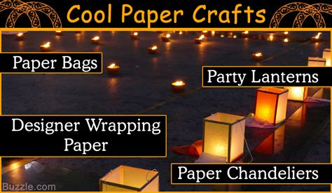 Things We Can Make With Paper - cool things you never thought you could make with paper