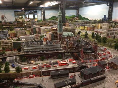 Germany Miniature Wunderland a visit to miniatur wunderland in hamburg