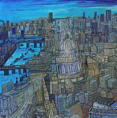 with blue st pauls with blue alan streets