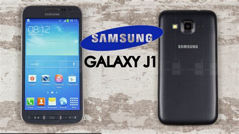 Samsung Galaxy J1 Samsung Galaxy J1 In The Practice Test Review