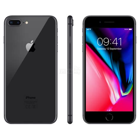 smartphone apple iphone 8 plus 64 gb mq8l2et a