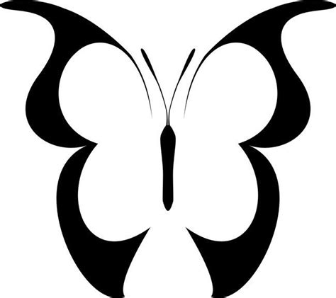 Stencil Stensil Pattern Paint Cetakan 23 best stencils images on butterflies butterfly stencil and stencils