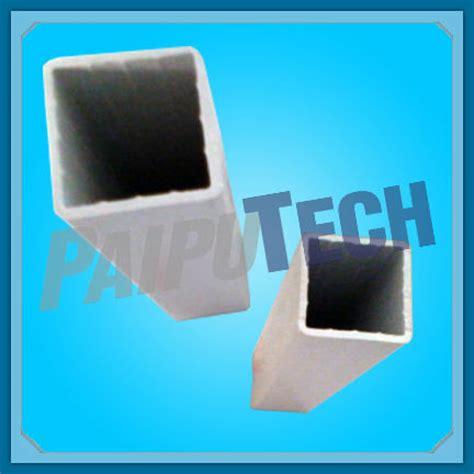 tubos cuadrados de pvc cuadrados de pl 225 stico tubo de pvc