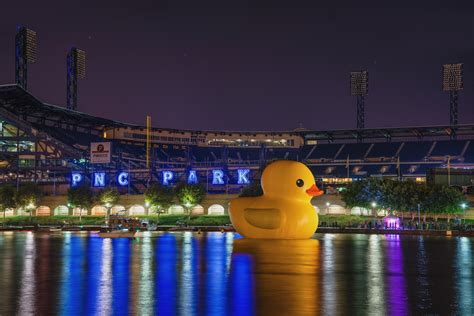 Rubber Duck Pittsburgh Location by Rubber Duck And Pittsburgh Playoff Baseball