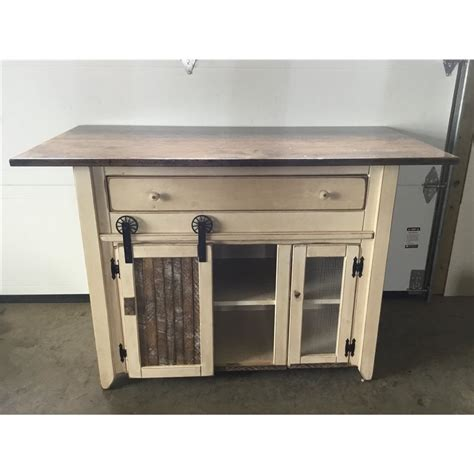 kitchen island bar height primitive kitchen island in counter height 2 sizes available