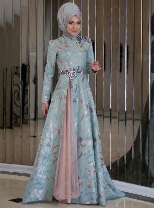 Gamis Muslim Caline Dress 17 model baju pesta muslim 2018 edisi gaun pesta muslimah