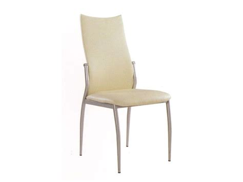 torino contemporary metal diningroom chair raleigh