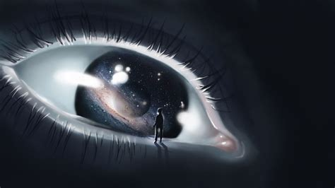 eye wallpaper galaxy in eye wallpaper