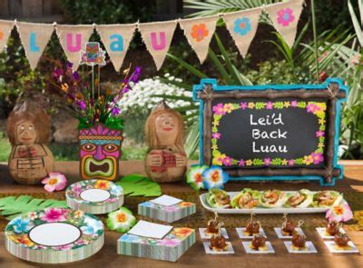 theme names for hawaiian parties best luau food ideas recipes party city