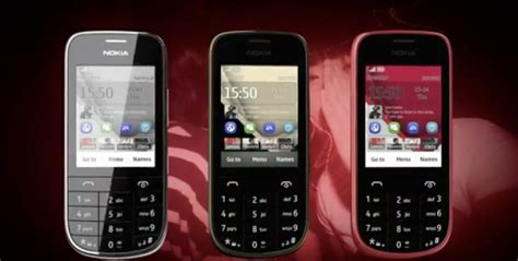 Hp Nokia Asha 202 future generation technology