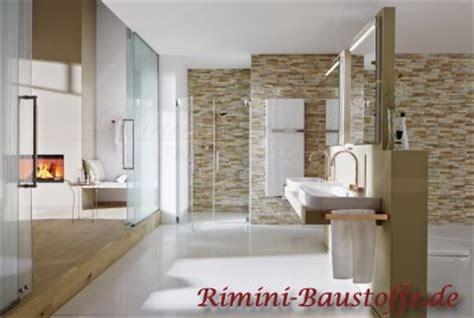 badezimmerwand ideen bilder riemchen aus feinsteinzeug rimini baustoffe gmbh